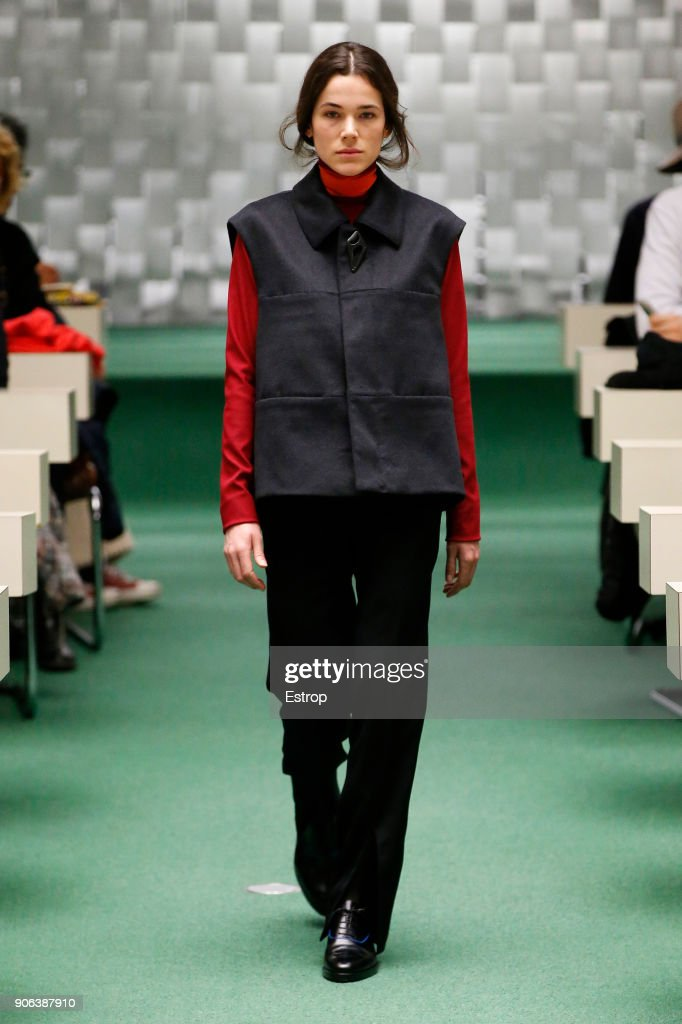 Namacheko : Runway - Paris Fashion Week - Menswear F/W 2018-2019