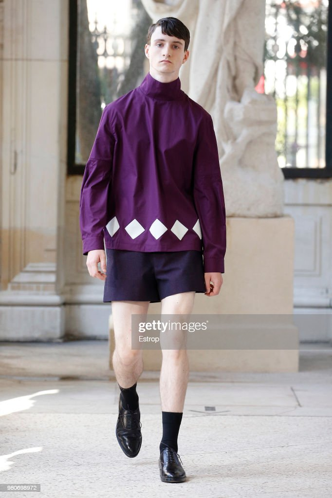 Namacheko : Runway - Paris Fashion Week - Menswear Spring/Summer 2019