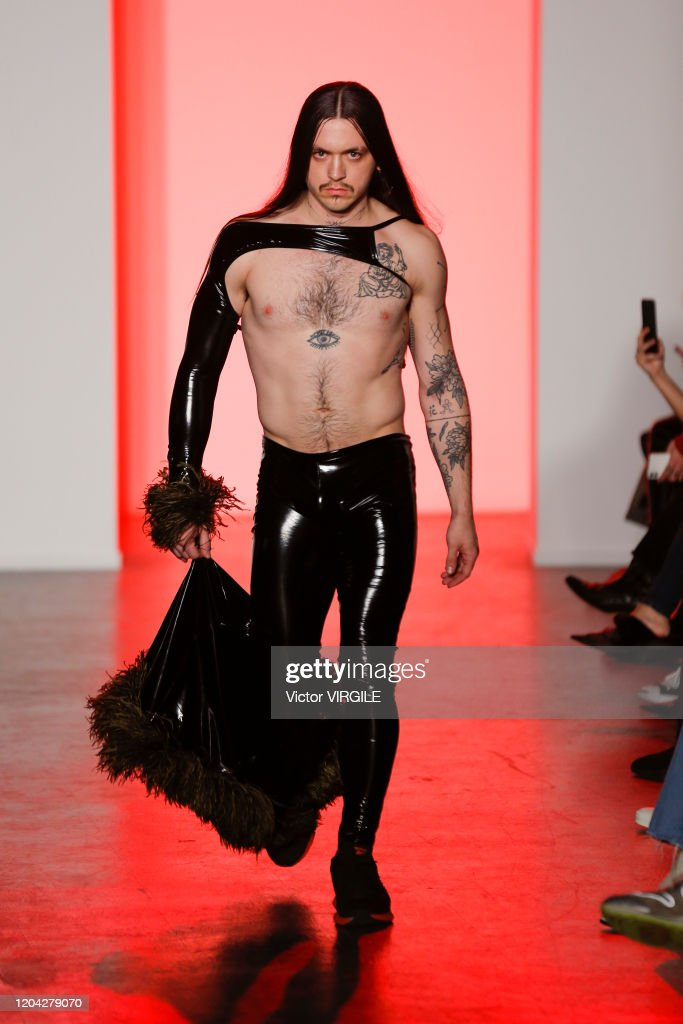 Nihl - February 2020 - New York Fashion Week: Men's : News Photo