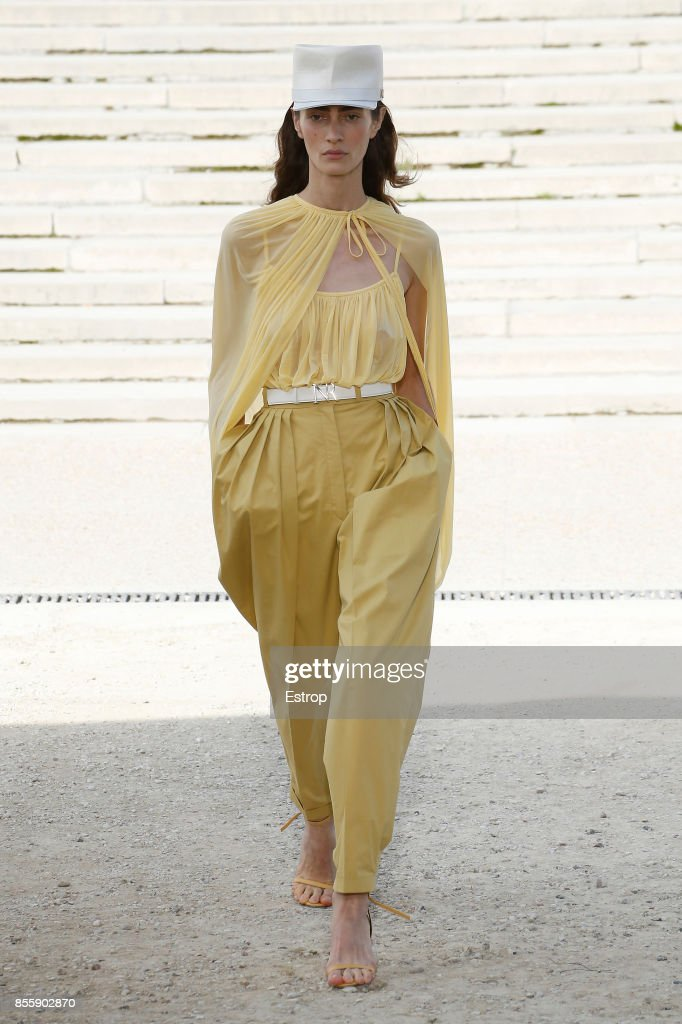 Nina Ricci : Runway - Paris  Fashion Week Womenswear Spring/Summer 2018 : ニュース写真