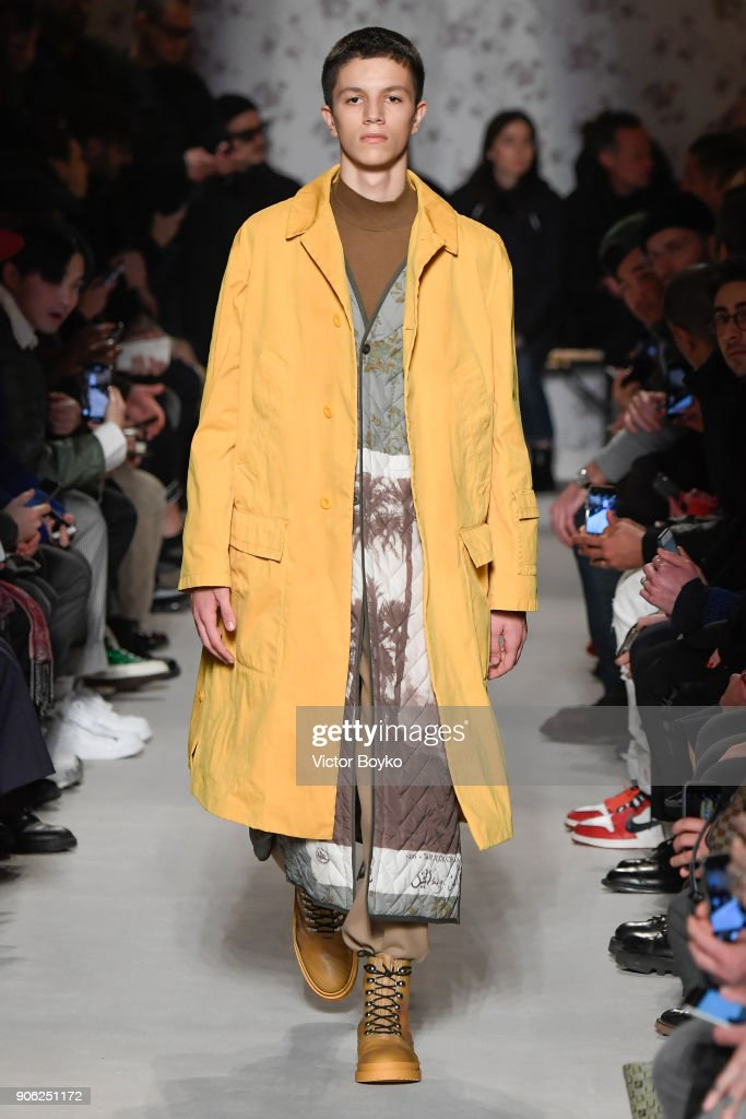 OAMC : Runway - Paris Fashion Week - Menswear F/W 2018-2019