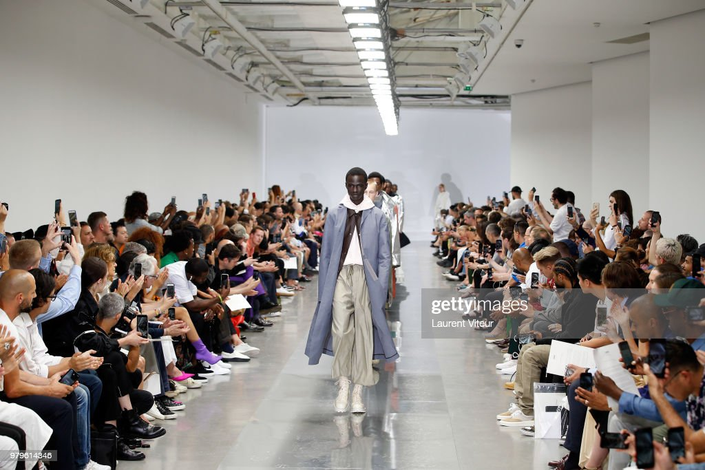 OAMC: Runway - Paris Fashion Week - Menswear Spring/Summer 2019