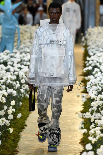 FRA: Off-White : Runway - Paris Fashion Week - Menswear Spring/Summer 2020