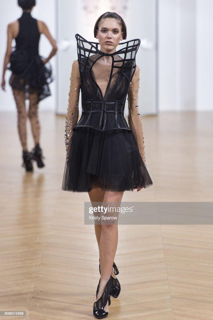 On Aura Tout Vu : Runway - Paris Fashion Week - Haute Couture Spring Summer 2018
