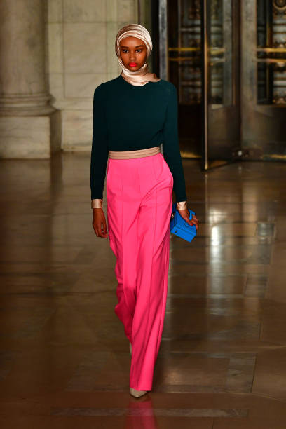 NY: Oscar De La Renta - Runway - February 2020 - New York Fashion Week