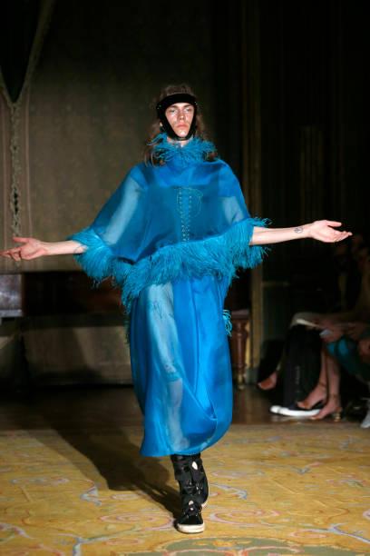 FRA: Palomo Spain : Runway - Paris Fashion Week - Menswear Spring/Summer 2020
