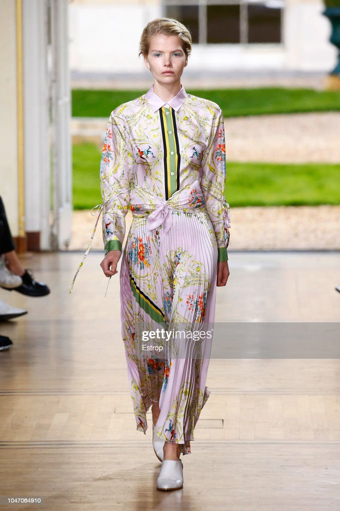 Paul & Joe : Runway - Paris Fashion Week Womenswear Spring/Summer 2019 : ニュース写真