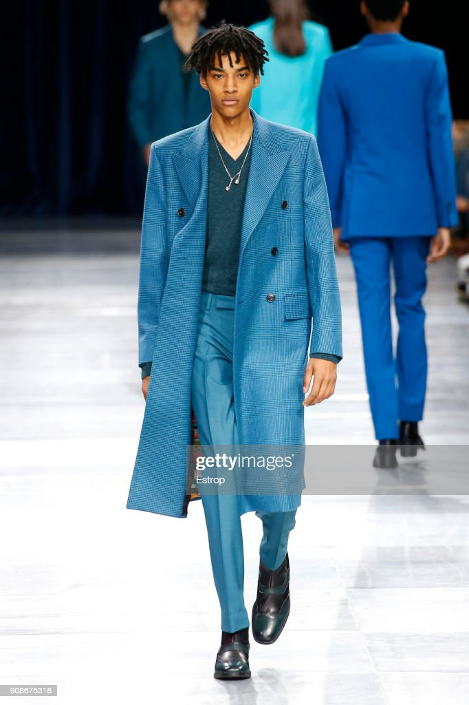 Paul Smith: Runway - Paris Fashion Week - Menswear F/W 2018-2019
