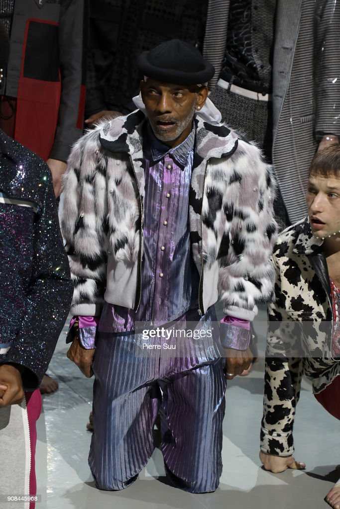 Pigalle : Runway - Paris Fashion Week - Menswear F/W 2018-2019