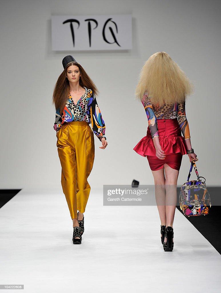 Fashion week Ppq runway spring for girls