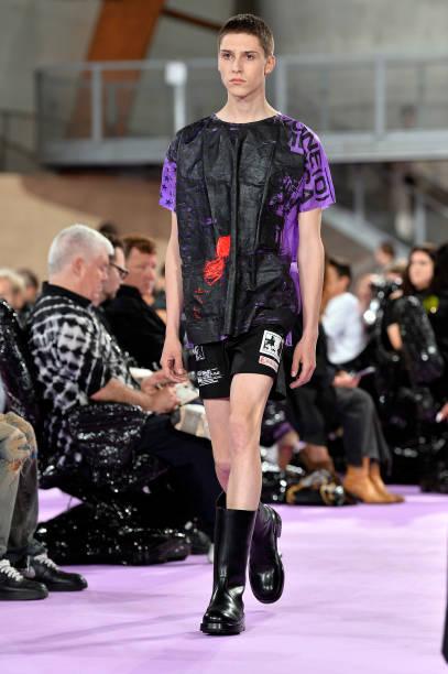 FRA: Raf Simons : Runway - Paris Fashion Week - Menswear Spring/Summer 2020