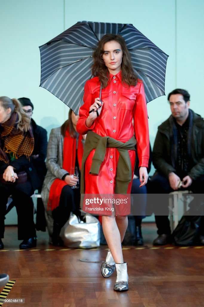 Rebekka Ruetz Fashion Show Berlin