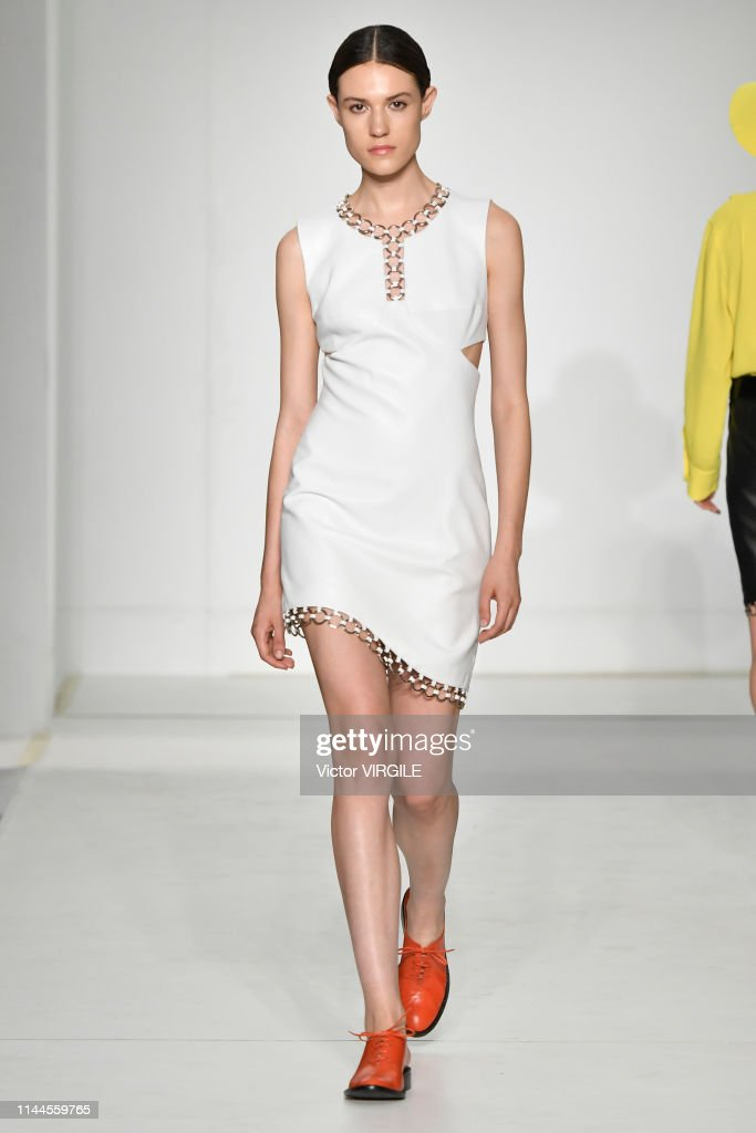 BRA: Reinaldo Lourenco - Runway - Sao Paulo Fashion Week N47 Spring/Summer 2020