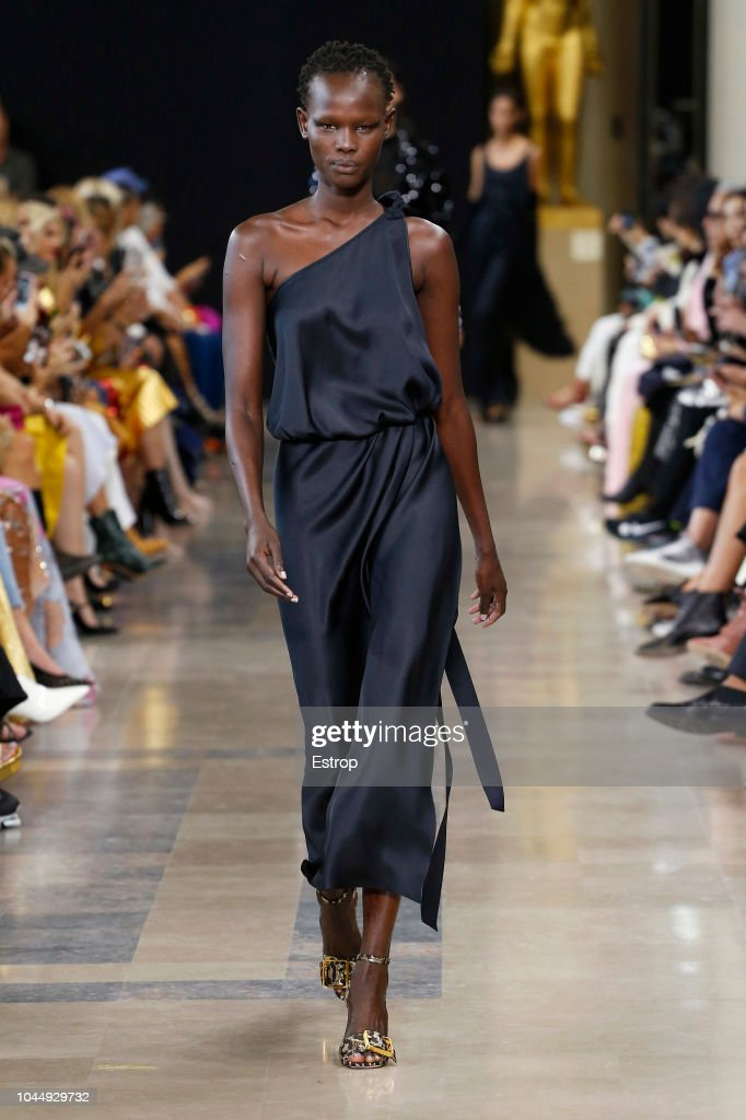 model-walks-the-runway-during-the-rochas-show-as-part-of-the-paris-picture-id1044929732