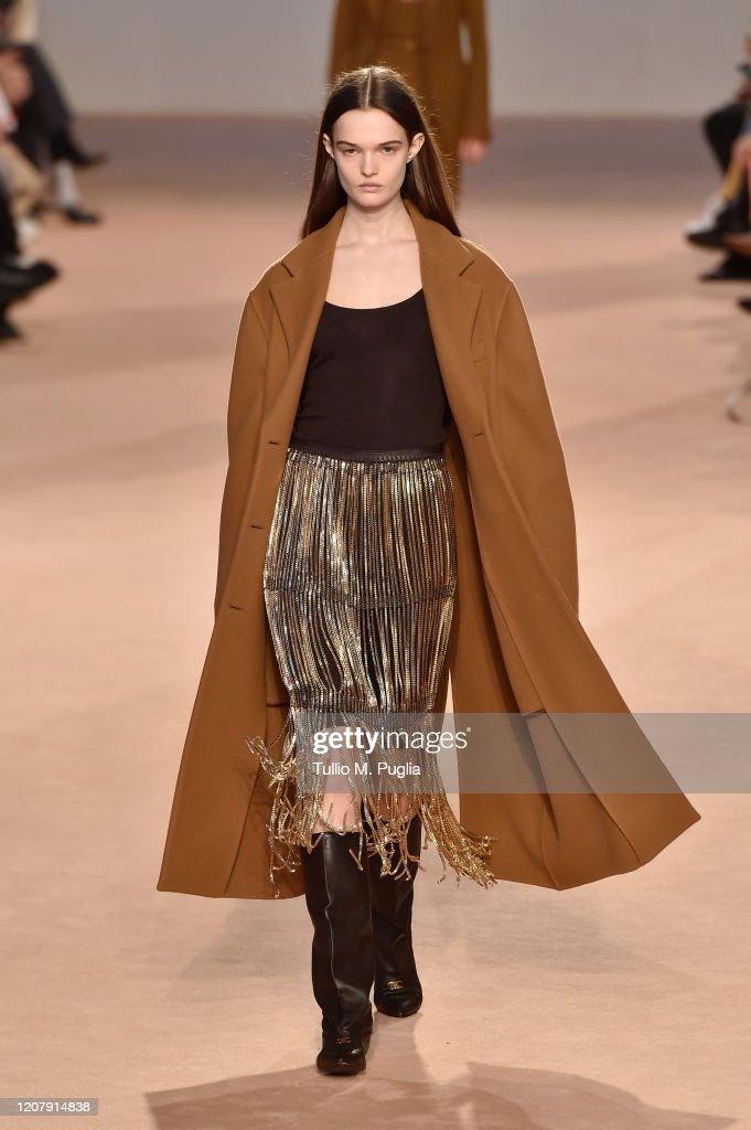 Salvatore Ferragamo - Runway - Milan Fashion Week Fall/Winter 2020-2021 : ニュース写真