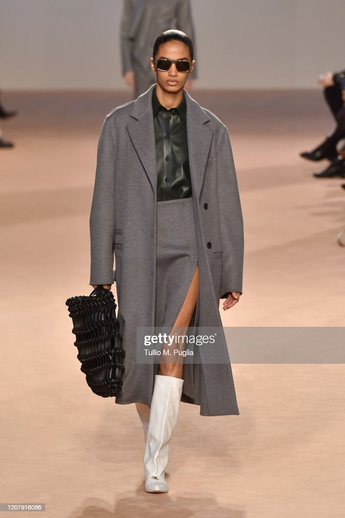 Salvatore Ferragamo - Runway - Milan Fashion Week Fall/Winter 2020-2021 : ニュース写真