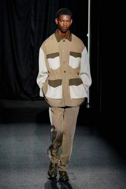 FRA: Sean Suen : Runway - Paris Fashion Week - Menswear Spring/Summer 2020