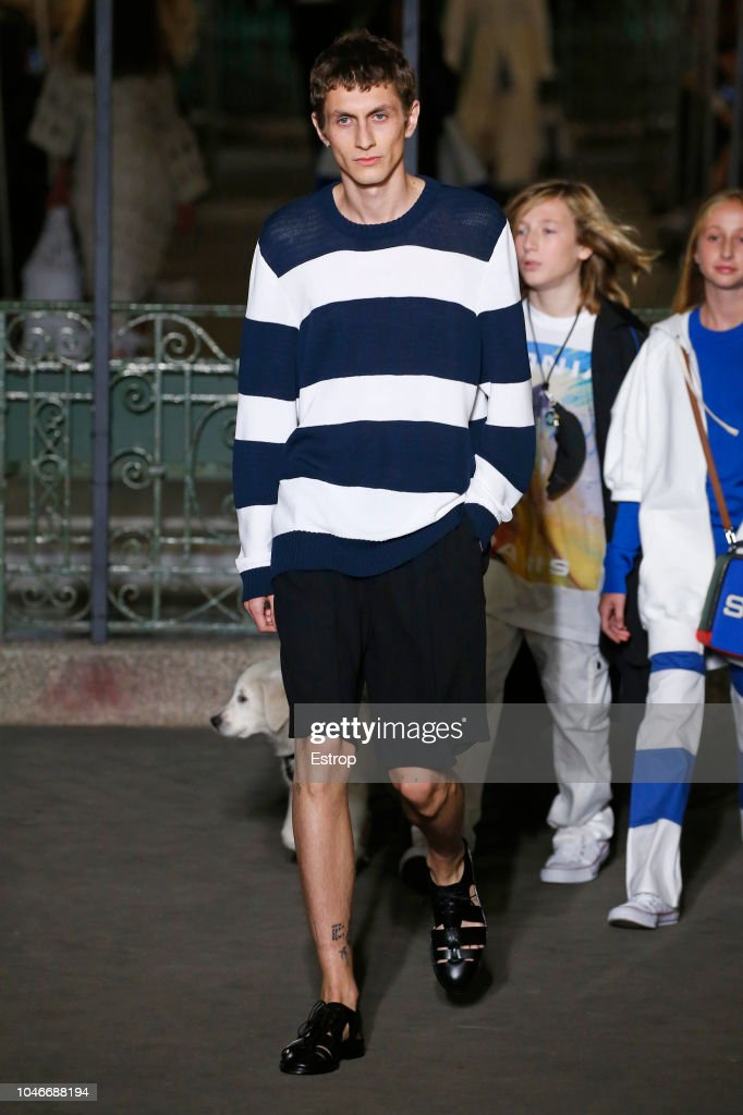 Sonia Rykiel : Runway - Paris Fashion Week Womenswear Spring/Summer 2019 : ニュース写真