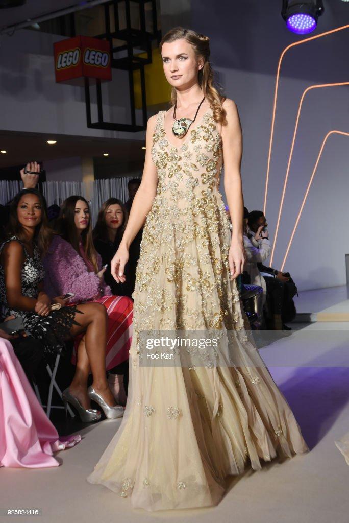 Christophe Guillarme : Runway - Paris Fashion Week Womenswear Fall ...