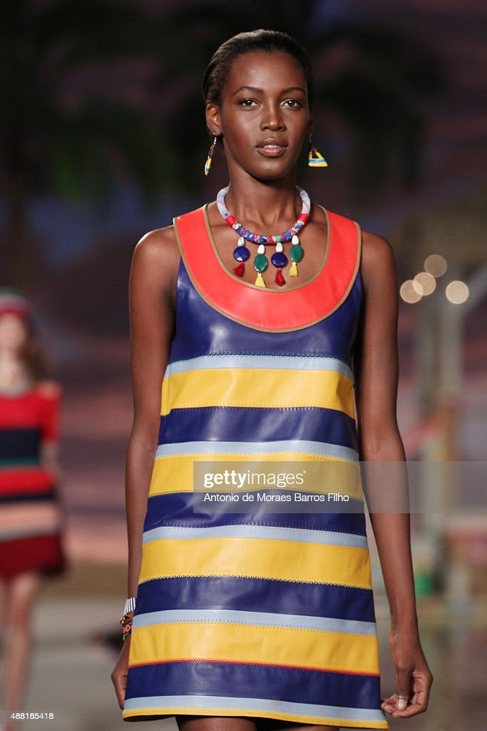 Tommy Hilfiger Women's - Spring 2016 New York Fashion Week: The Shows : News Photo