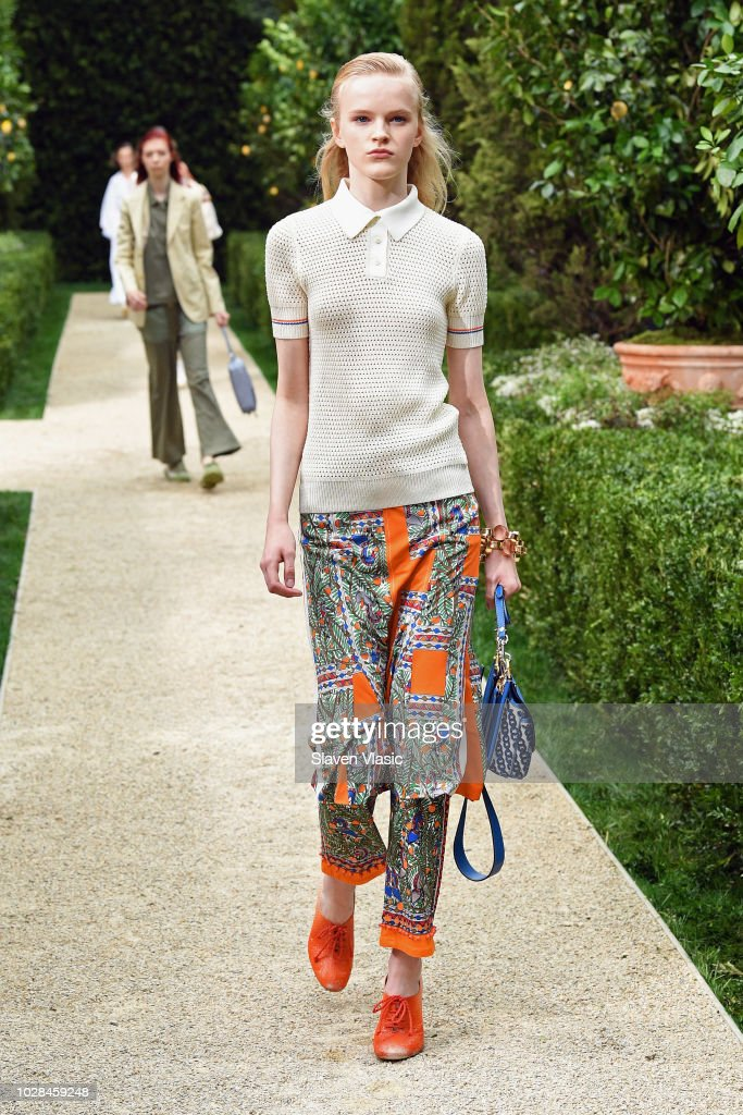 Tory Burch Spring Summer 2019 Fashion Show - Runway : ニュース写真