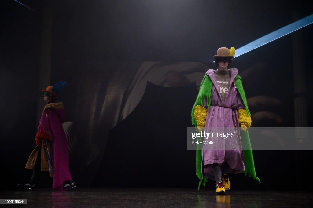 Undercover : Runway - Paris Fashion Week - Menswear F/W 2019-2020 : ニュース写真
