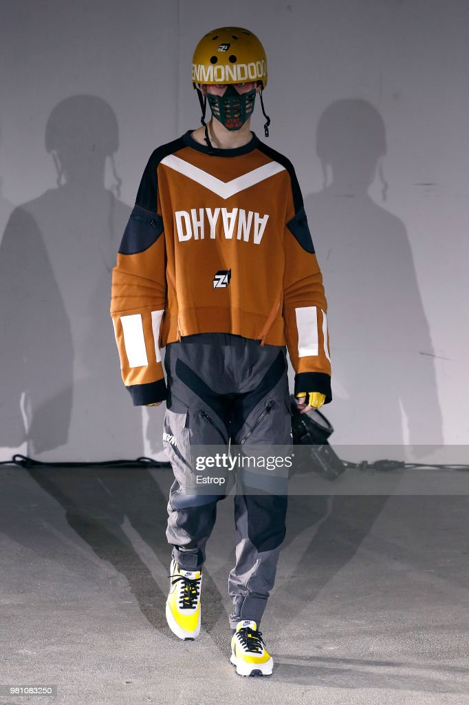 Undercover: Runway - Paris Fashion Week - Menswear Spring/Summer 2019