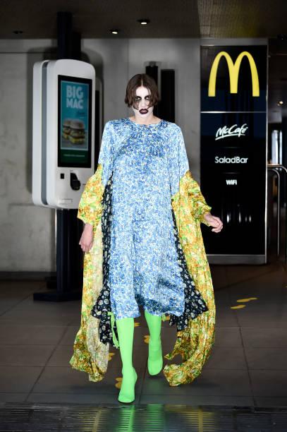FRA: Vetements : Runway - Paris Fashion Week - Menswear Spring/Summer 2020