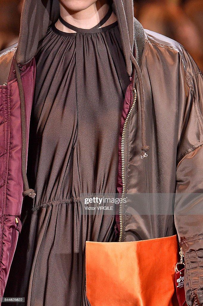 Vetements : Runway - Paris Fashion Week - Ready To Wear Spring/Summer 2017 : News Photo