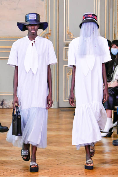 FRA: Victoria/Tomas : Runway - Paris Fashion Week - Womenswear Spring Summer 2021