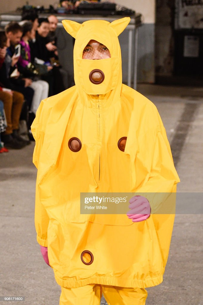 Walter Van Beirendonck : Runway - Paris Fashion Week - Menswear F/W 2018-2019