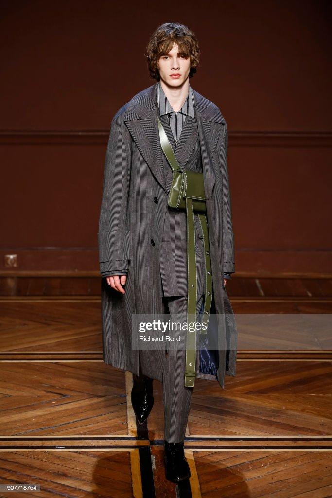 Wooyoungmi : Runway - Paris Fashion Week - Menswear F/W 2018-2019