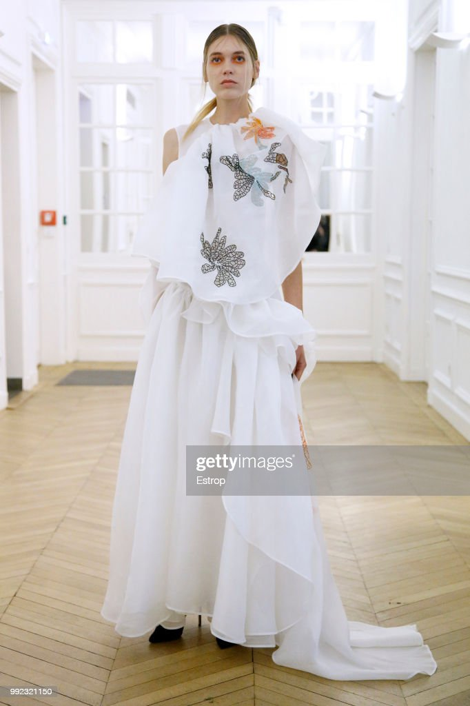 model-walks-the-runway-during-the-xuan-haute-couture-fall-winter-as-picture-id992321150