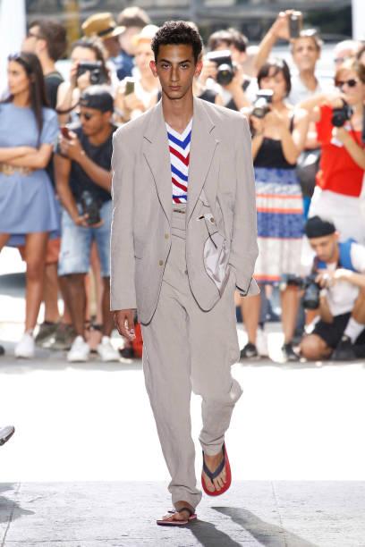 7c5100696858 FRA  Y Project   Runway - Paris Fashion Week - Menswear Spring Summer