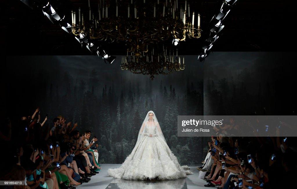 FRA: Ziad Nakad  : Runway - Paris Fashion Week - Haute Couture Fall Winter 2018/2019