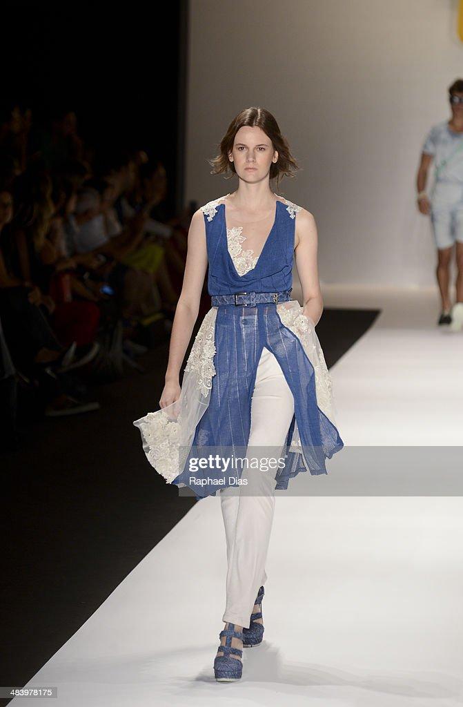 TNG - Fashion Rio Summer 2014/2015 : News Photo