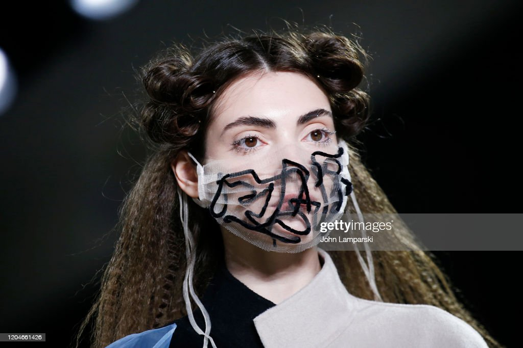 Blancore NYFW 2020FW - Lost Elf - New York Fashion Week: The Shows : News Photo