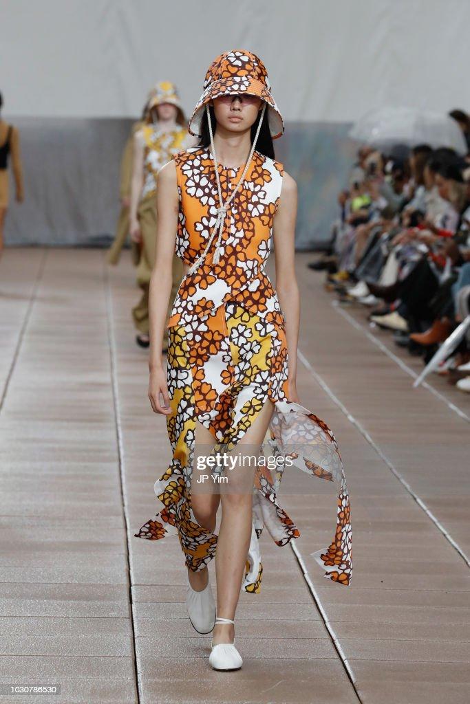 3.1 Phillip Lim - Runway - September 2018 - New York Fashion Week : Foto jornalística