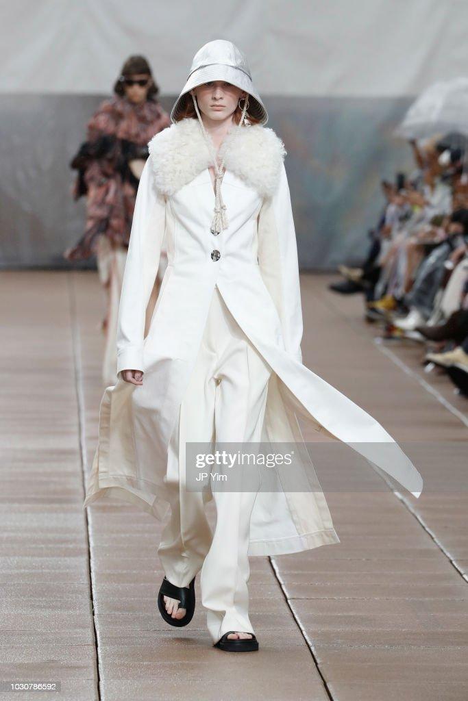3.1 Phillip Lim - Runway - September 2018 - New York Fashion Week : ニュース写真