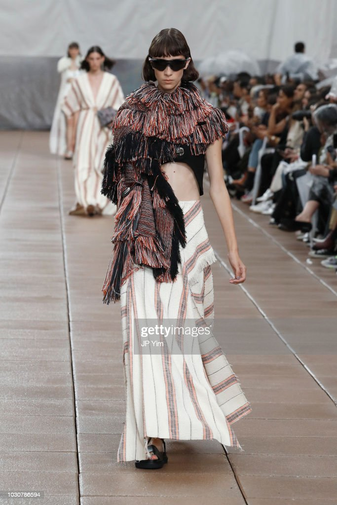 3.1 Phillip Lim - Runway - September 2018 - New York Fashion Week : ニュース写真