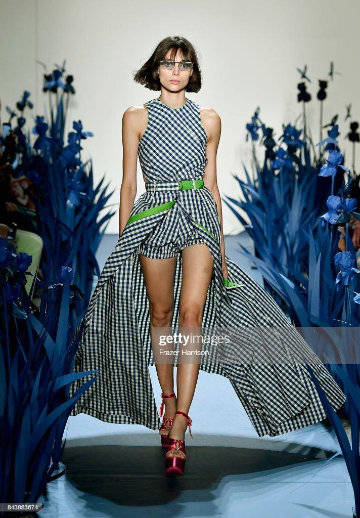Adam Selman - Runway - September 2017 - New York Fashion Week Presented By MADE : News Photo