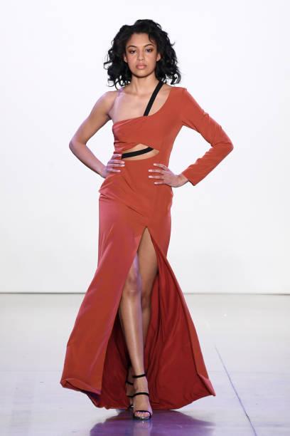 NY: Aliette - Runway - February 2020 - New York Fashion Week: The Shows