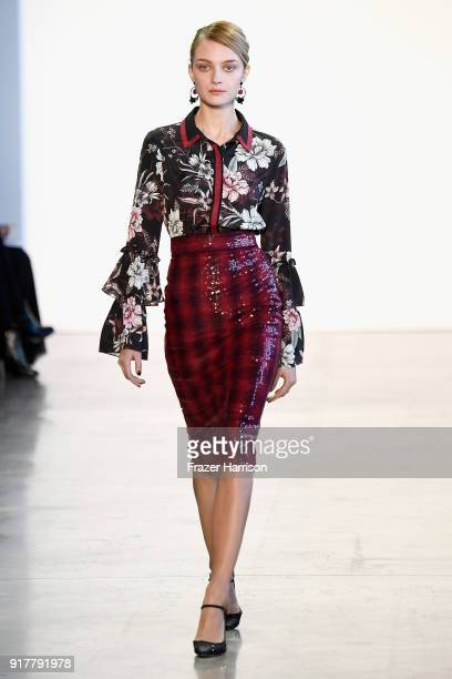 Bell sleeve stock photos and pictures getty images for Badgley mischka store nyc