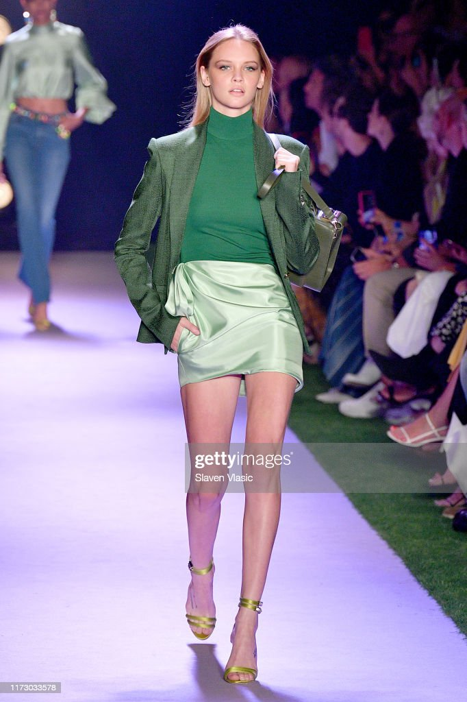 Brandon Maxwell - Runway - September 2019 - New York Fashion Week: The Shows : News Photo