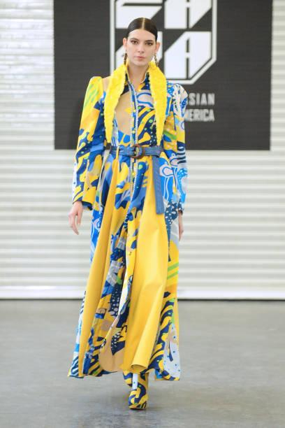 NY: Cada Fashion Collective - Runway - February 2020 - New York Fashion Week: The Shows