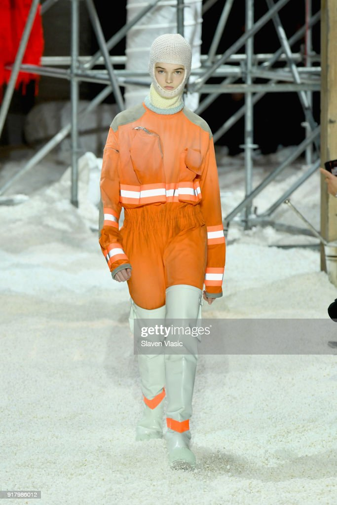 Calvin Klein Collection - Runway - February 2018 - New York Fashion Week : ニュース写真