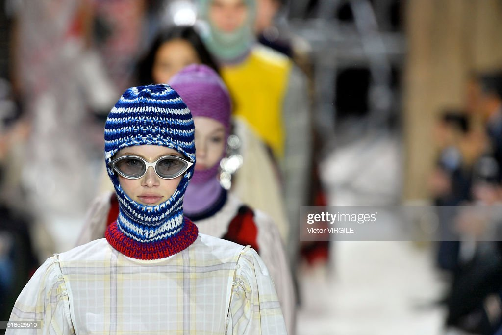 Calvin Klein Collection - Runway - February 2018 - New York Fashion Week : Foto di attualità