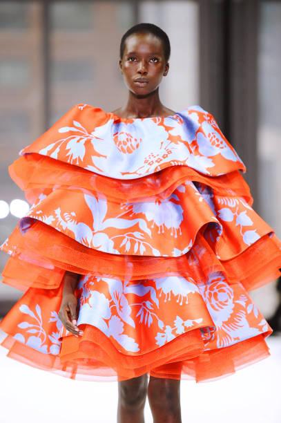 NY: Carolina Herrera - Runway - February 2020 - New York Fashion Week