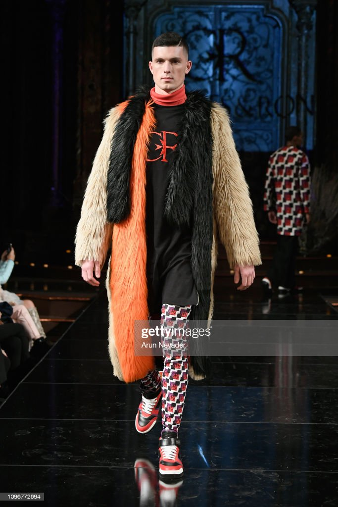 CHARLES AND RON At New York Fashion Week Powered By Art Hearts Fashion NYFW : News Photo
