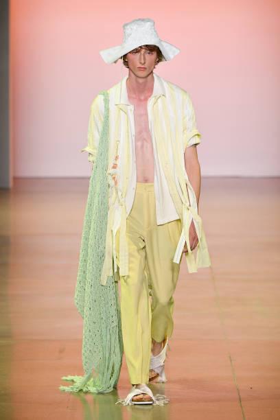 NY: China Day: Xu Zhi - Runway - September 2019 - New York Fashion Week: The Shows